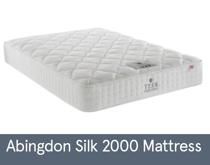 Abingdon Silk 2000 Mattresses