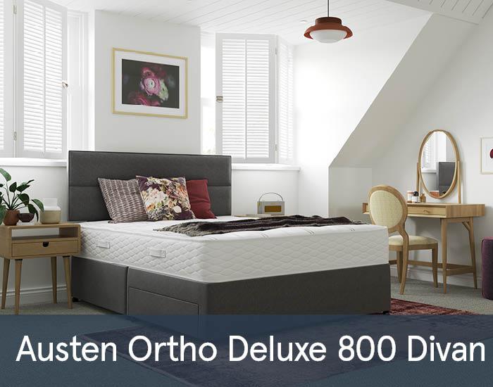 Austen Ortho Deluxe 800 Divans