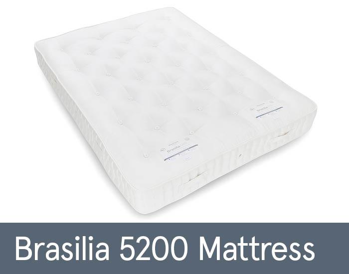 Brasilia 5200 Mattresses