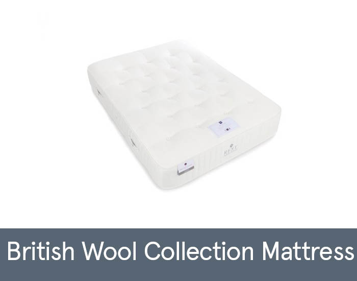 British Wool Collection Mattresses