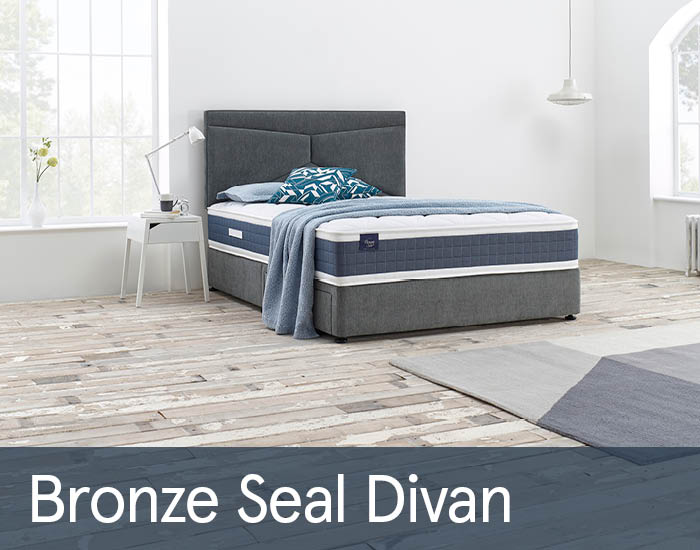Bronze Seal Divans