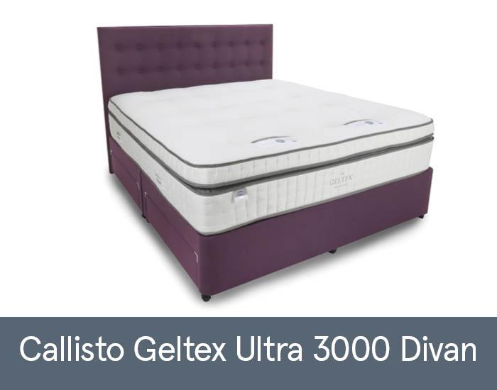 Callisto Geltex Ultra 3000 Divans