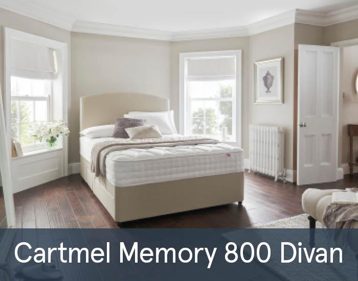 Cartmel Memory 800 Divans