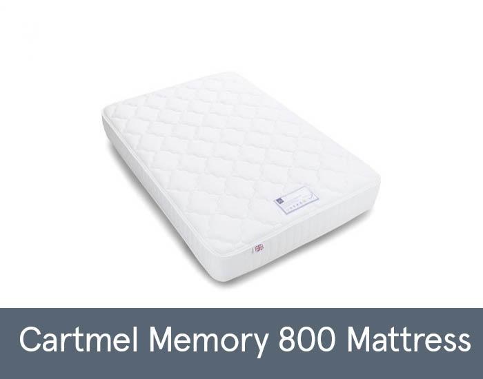 Cartmel Memory 800 Mattresses
