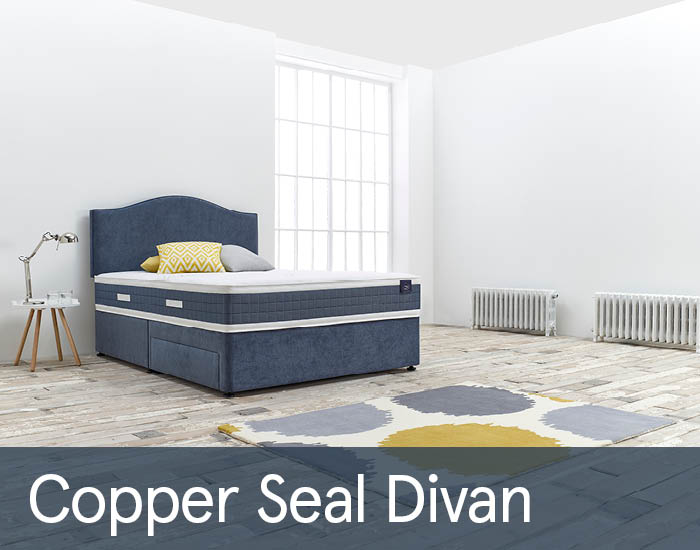 Copper Seal Divans
