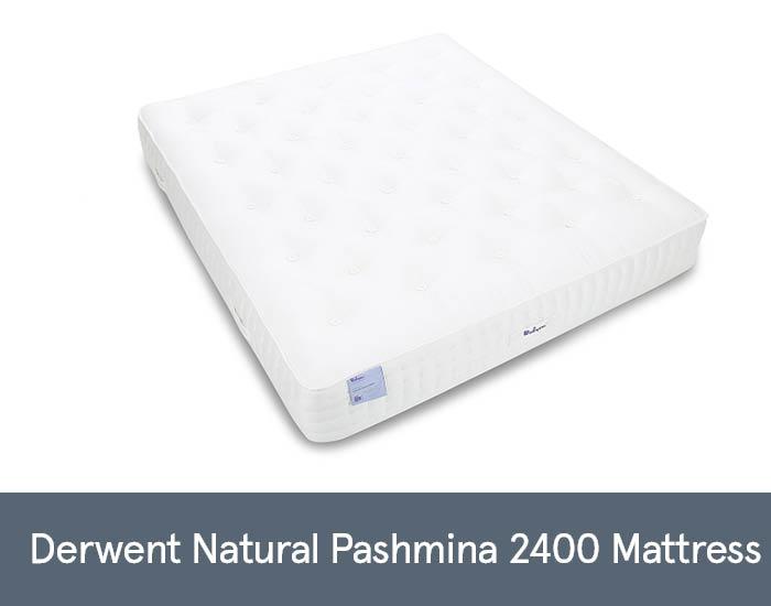 Derwent Natural Pashmina 2400 Mattresses
