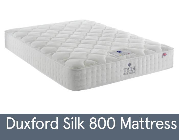 Duxford Silk 800 Mattresses