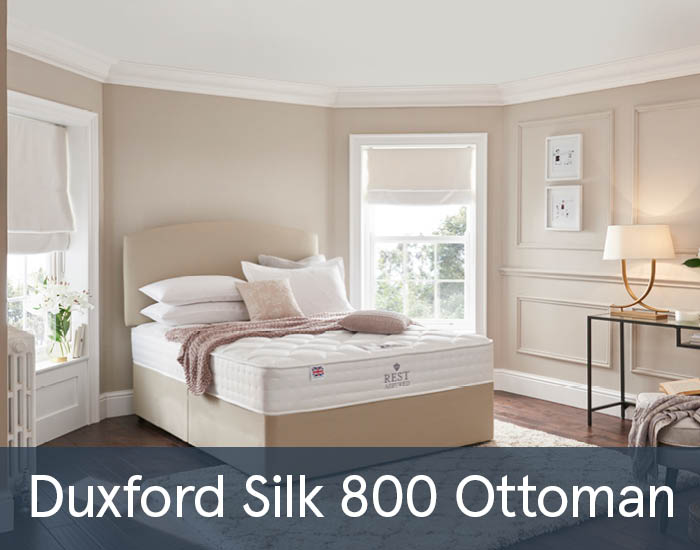 Duxford Silk 800 Divans