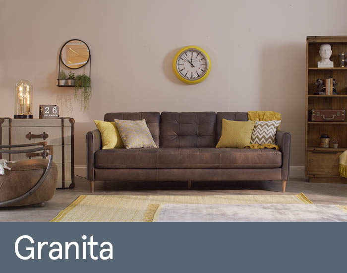 Granita Leather