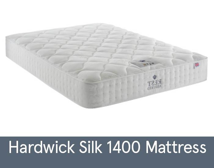 Hardwick Silk 1400 Mattresses