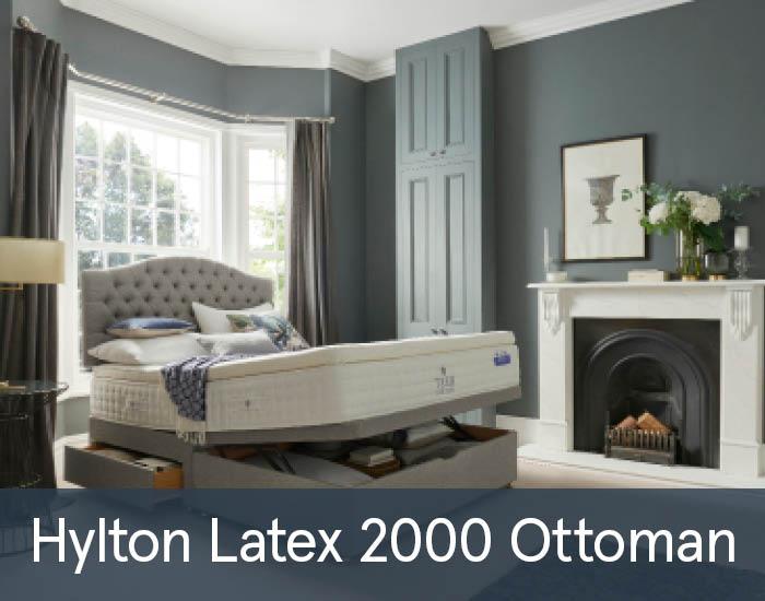 Hylton Latex 2000 Divans