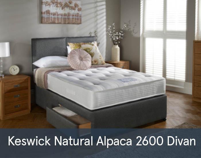 Keswick Natural Alpaca 2600 Divans