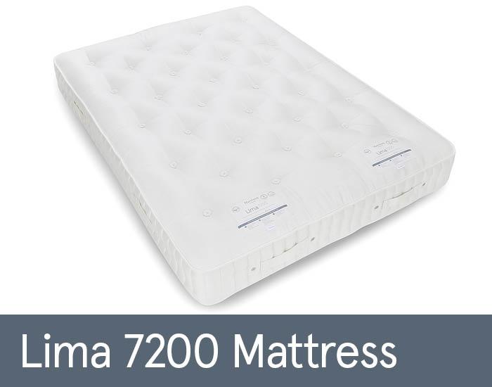 Lima 7200 Mattresses