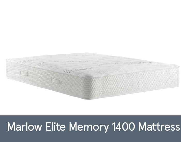 Marlow Elite Memory 1400 Mattress