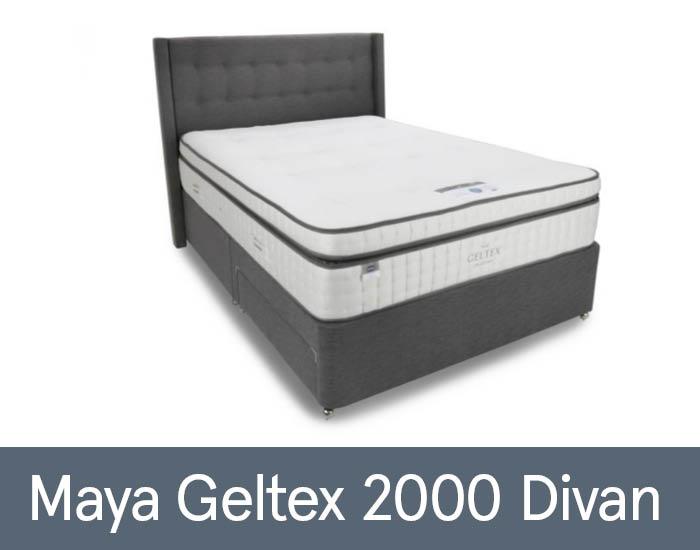 Maya Geltex Pocket 2000 Divans