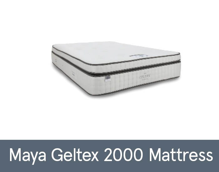 Maya Geltex Pocket 2000 Mattresses
