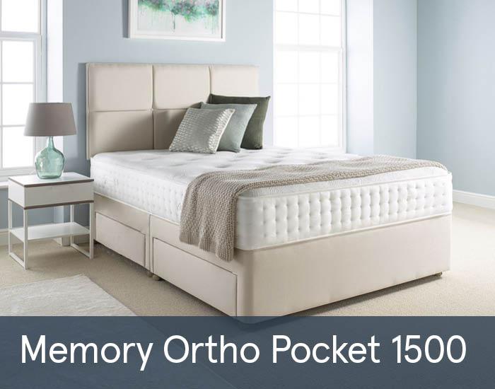Memory Ortho Pocket Firm 1500