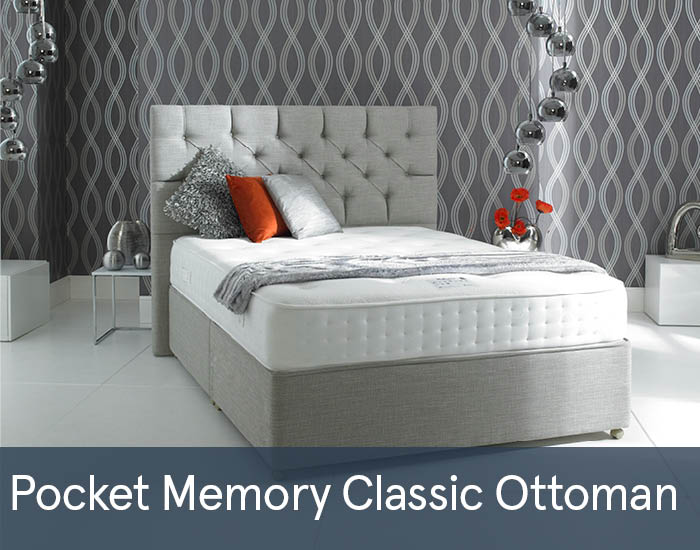 Pocket Memory Classic Ottomans