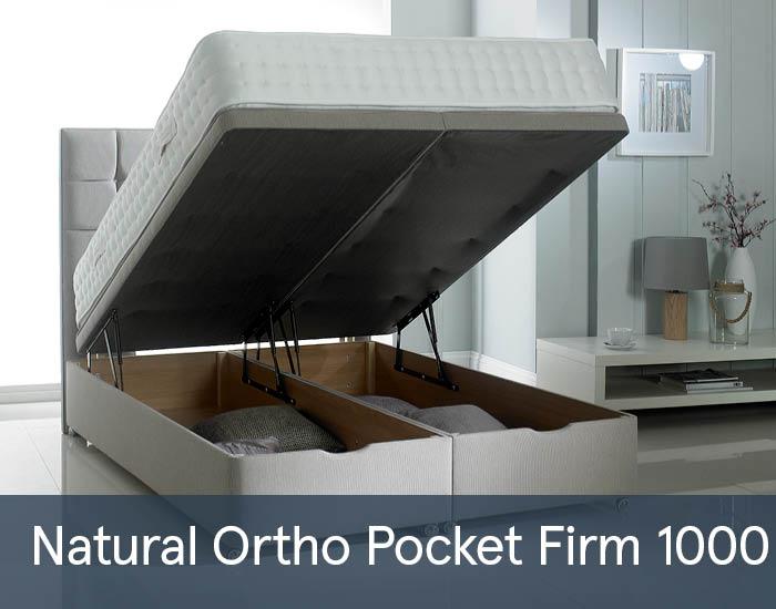 Natural Ortho Pocket Firm 1000