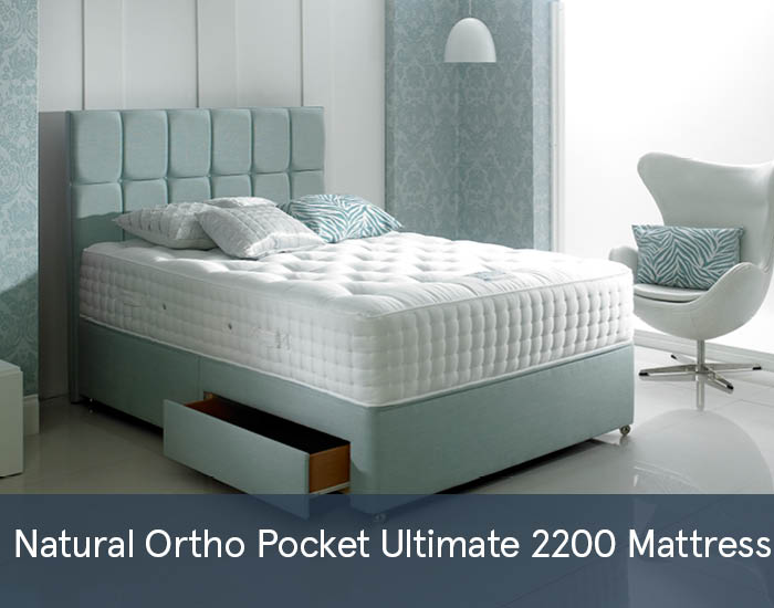Natural Ortho Pocket Ultimate 2200 Mattresses