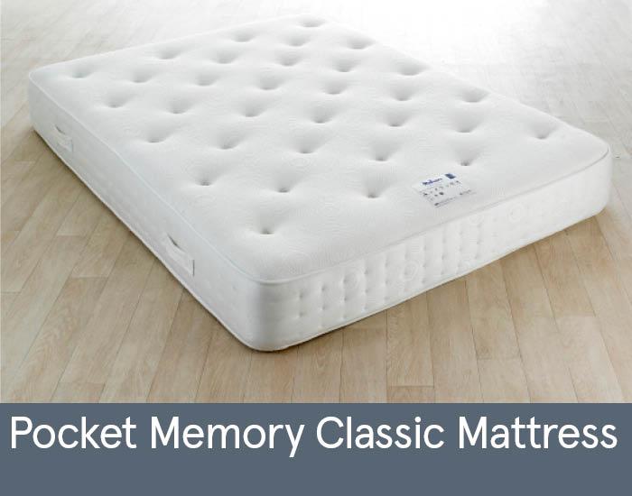 Pocket Memory Classic Mattresses