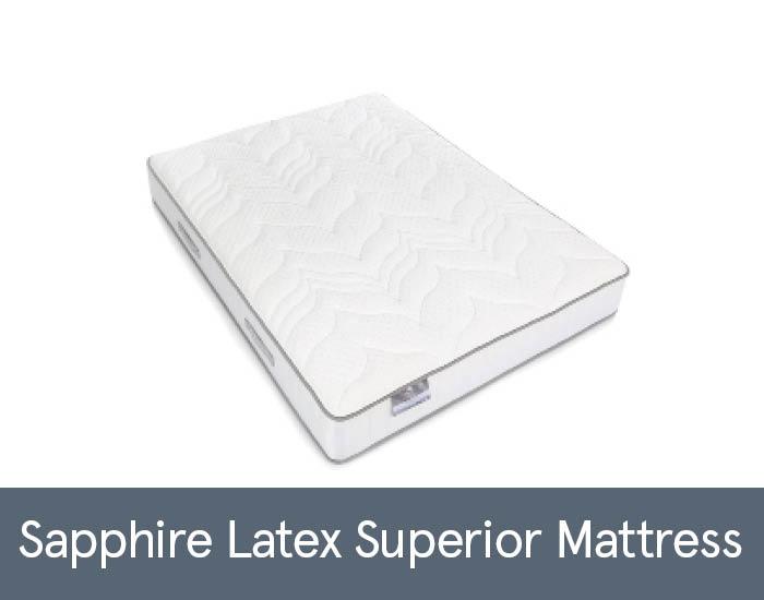 Sapphire Latex Superior Mattresses