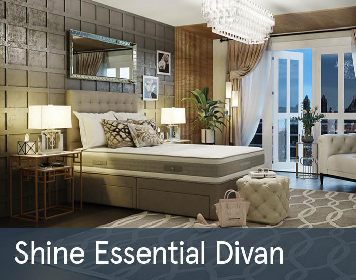 Shine Essential Divans