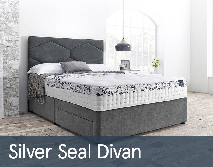 Silver Seal Divans