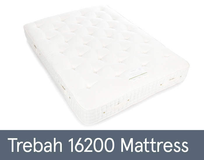 Trebah 16200 Mattresses