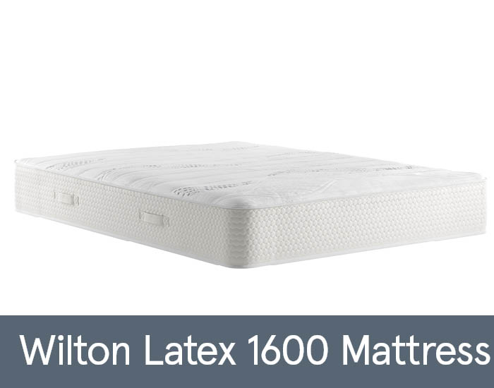 Wilton Latex 1600 Mattress