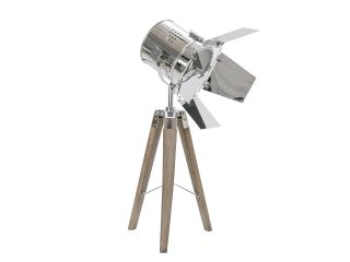 Tripod film table lamp (complete)
