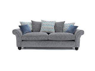 Ogilvy 3 seater (pillow back)