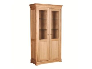Moreno Dining Laquered Only 2 door display cabinet