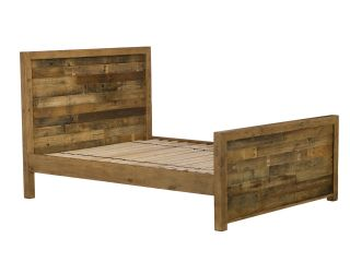 Weston Bedroom Super king size high foot bedstead