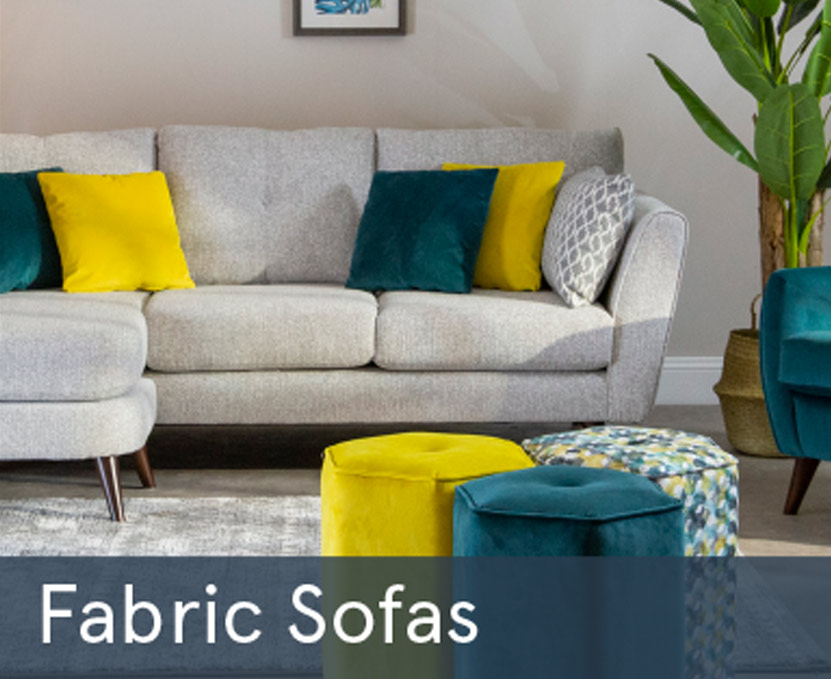Winter Sale Fabric Sofas