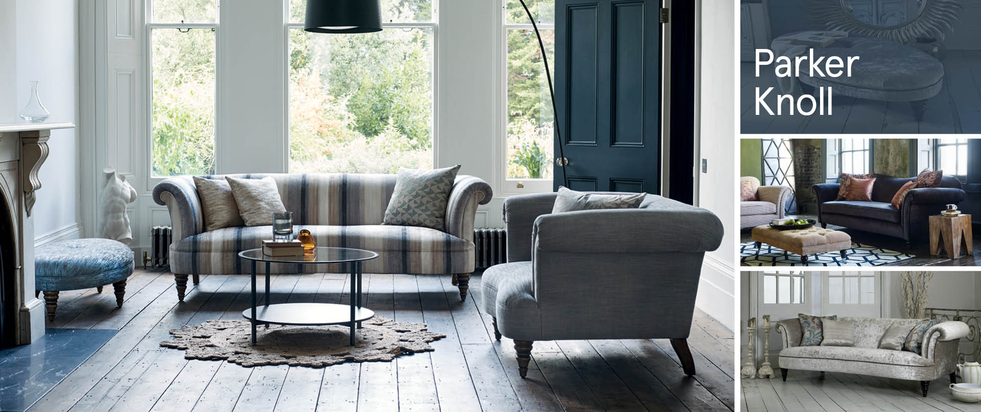 Parker Knoll Brand Page