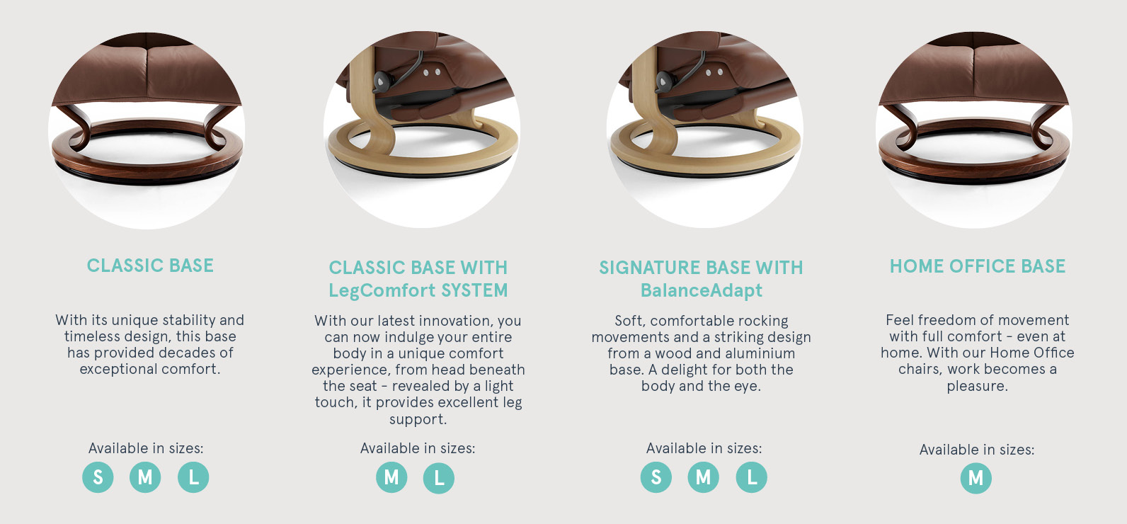 Stressless Brand Page