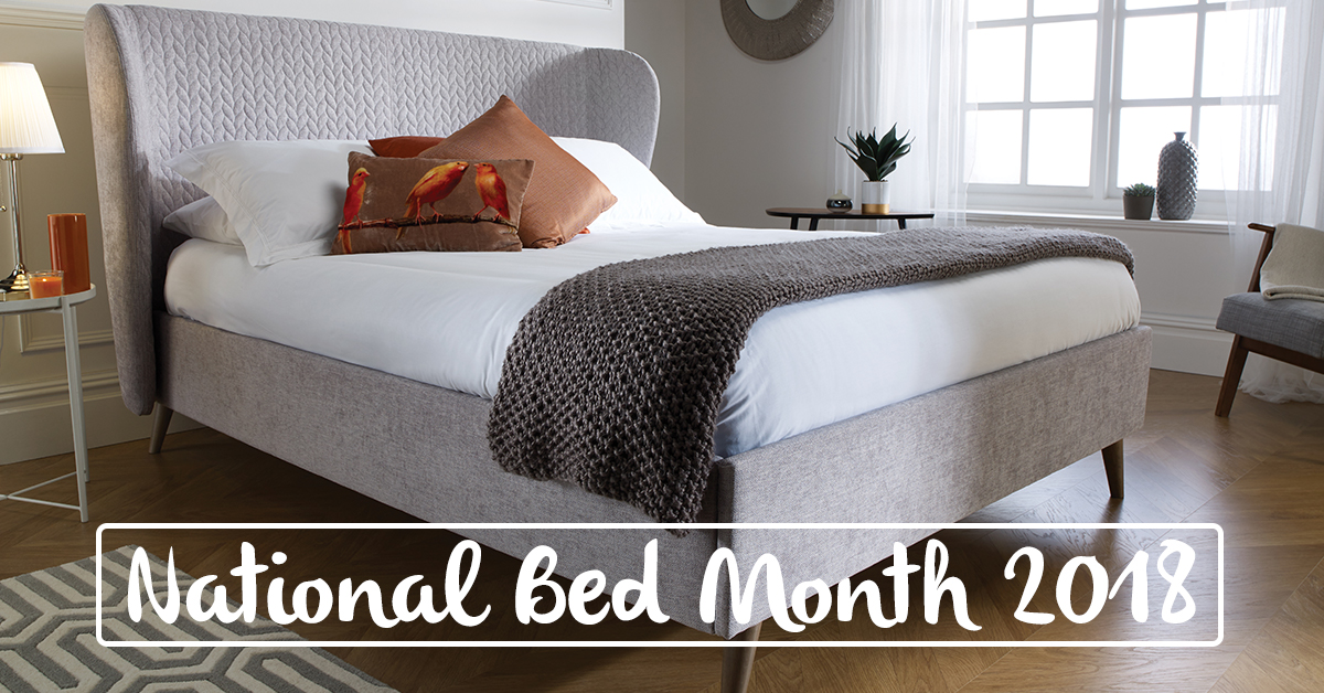 National Bed Month Blog 13 March 2018