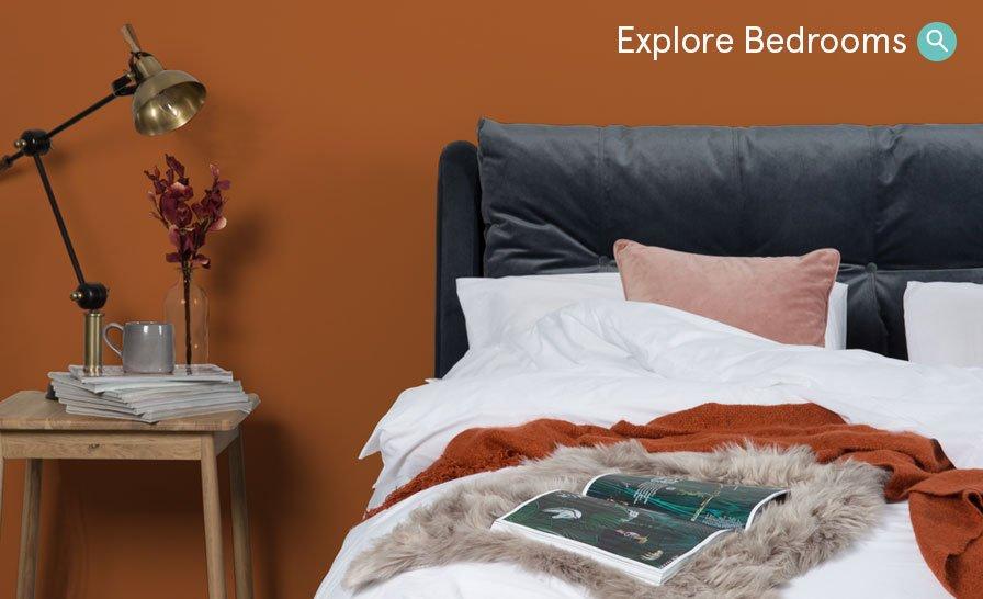 explore bedrooms