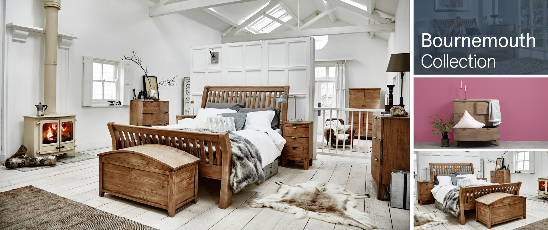 Bournemouth Bedroom Furniture Ranges