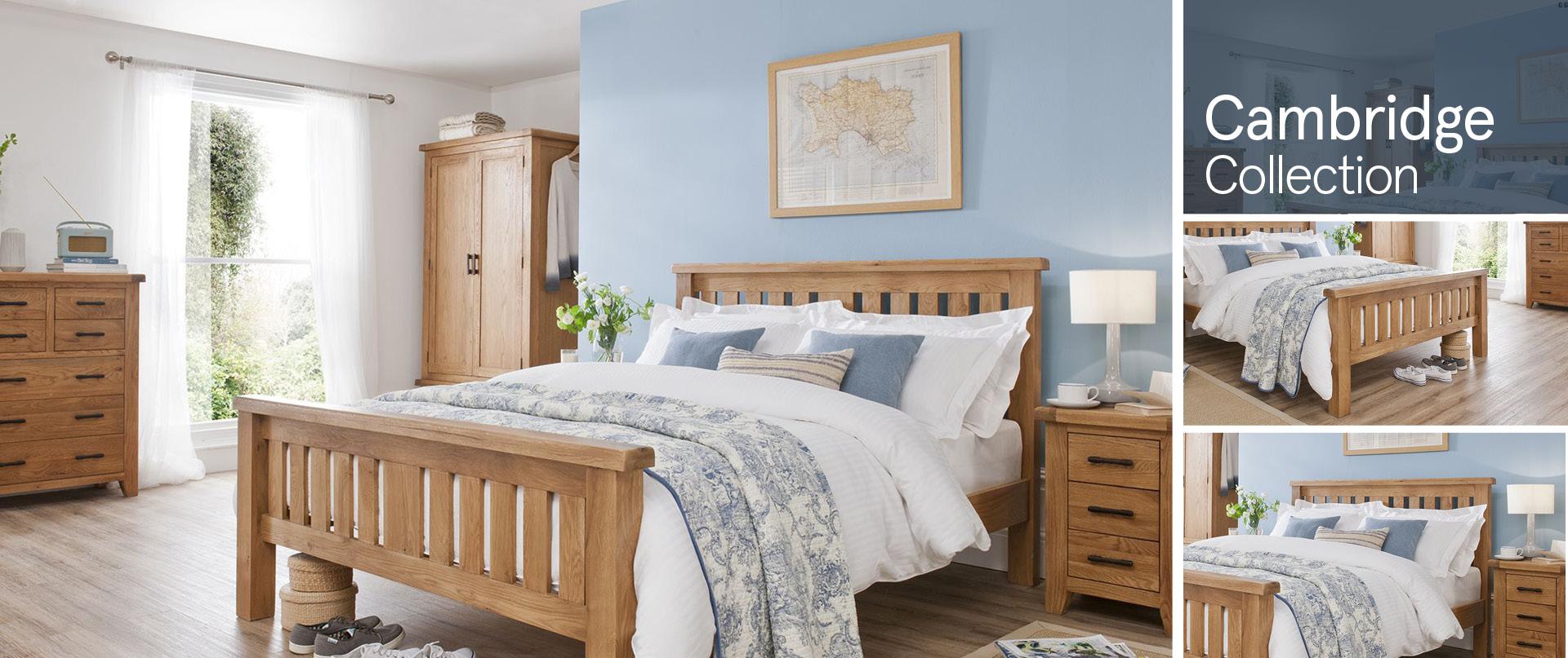 Cambridge Bedroom Furniture Ranges