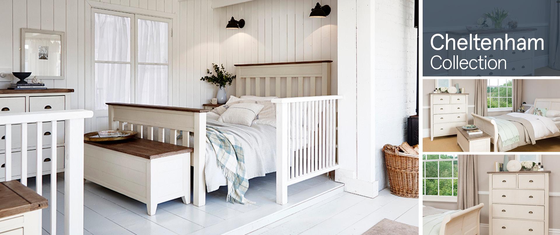 Cheltenham Bedroom Furniture Ranges