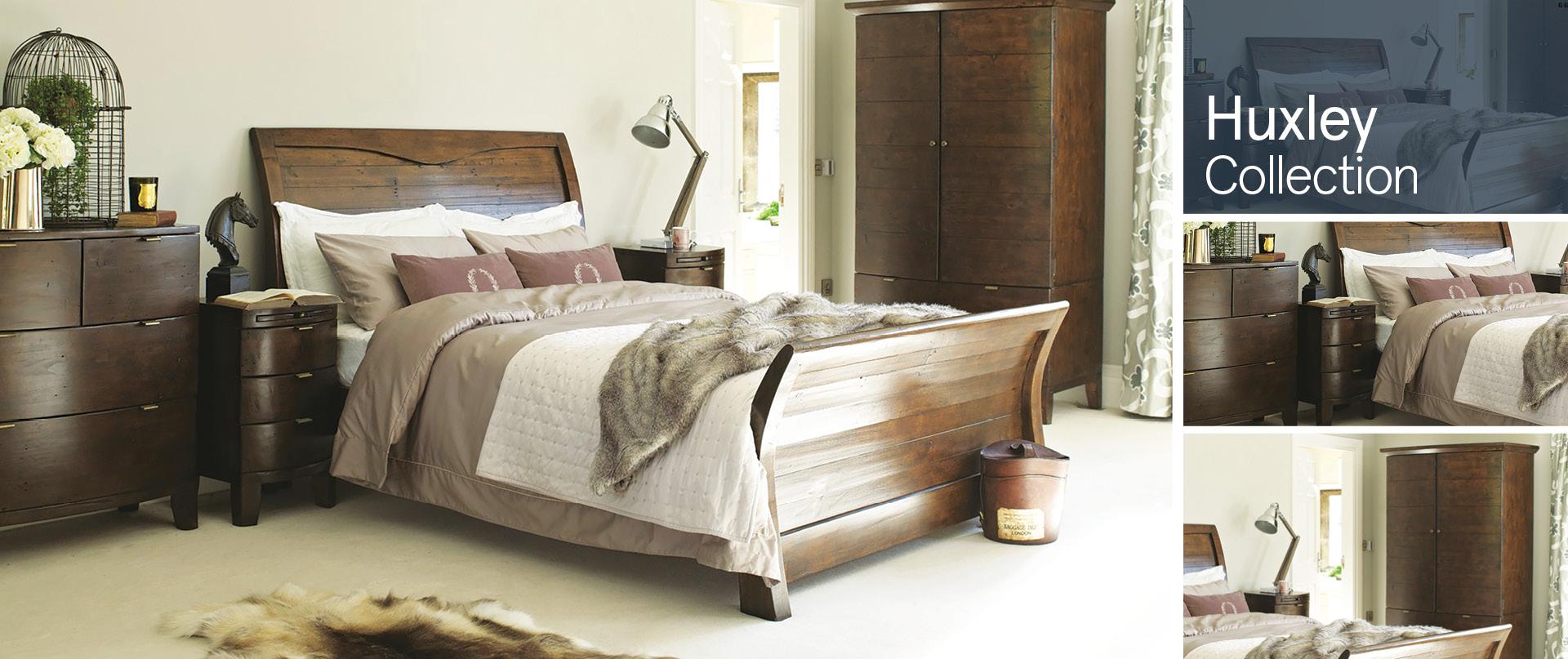 Huxley Bedroom Furniture Ranges