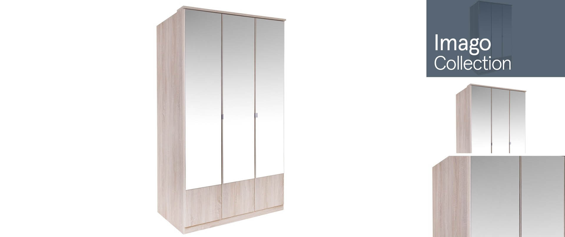 Imago Bedroom Furniture Ranges