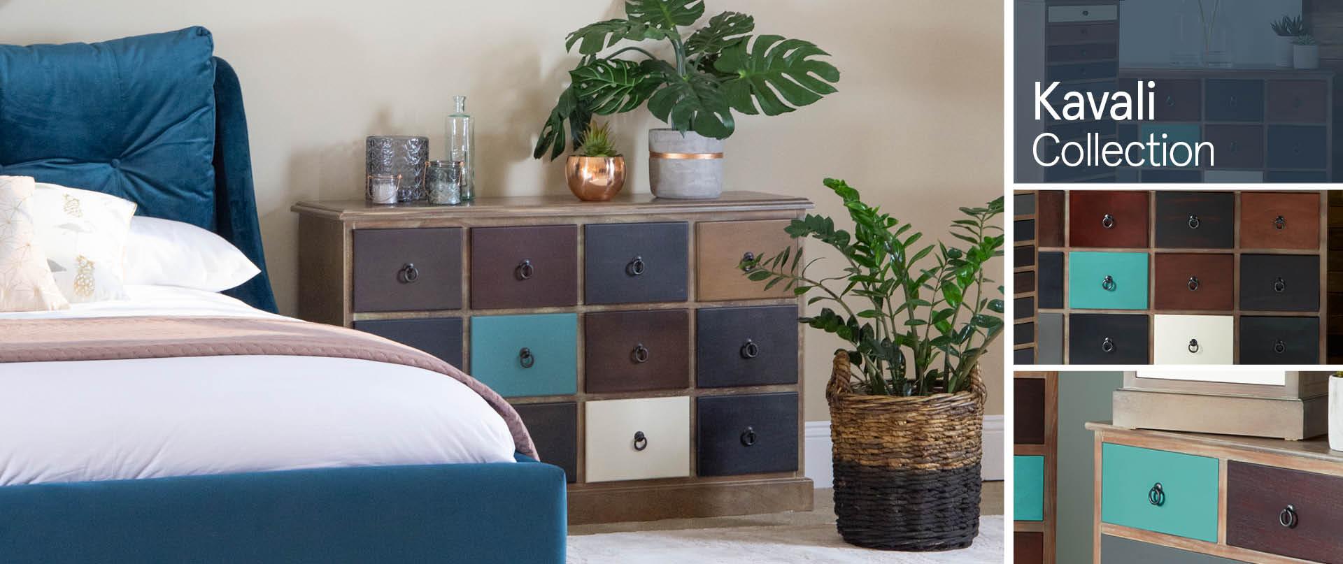 Kavali Bedroom Furniture Ranges