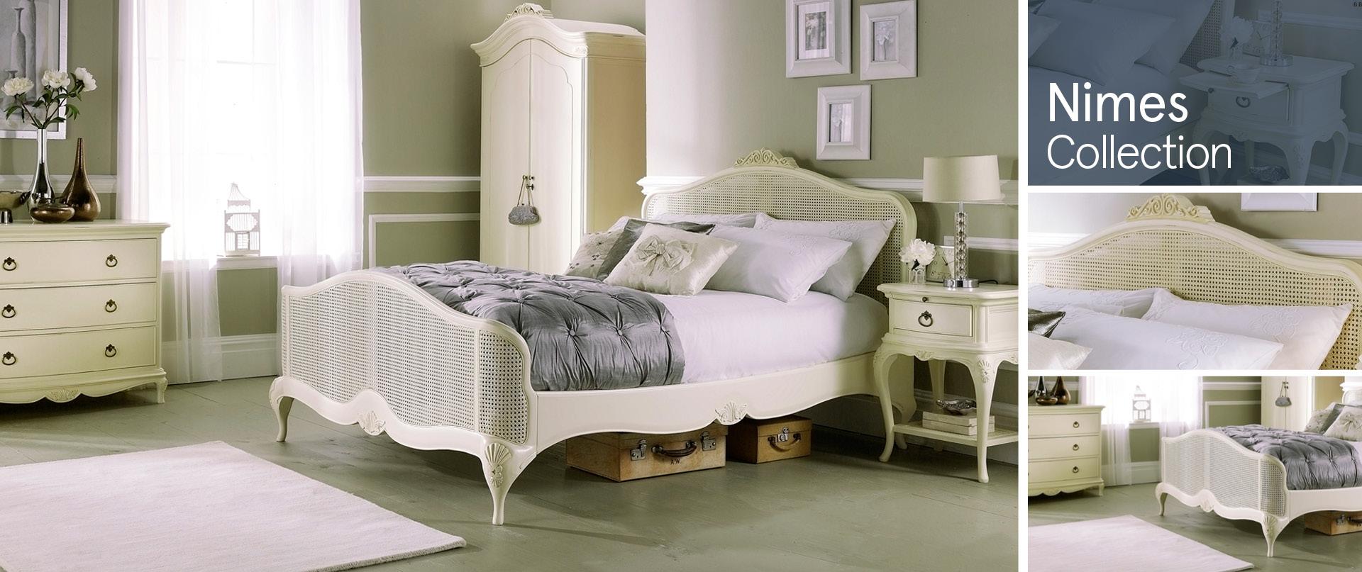Nimes Bedroom Furniture Ranges