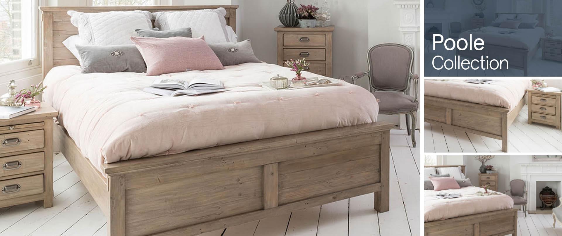 Poole Bedroom Furniture Ranges