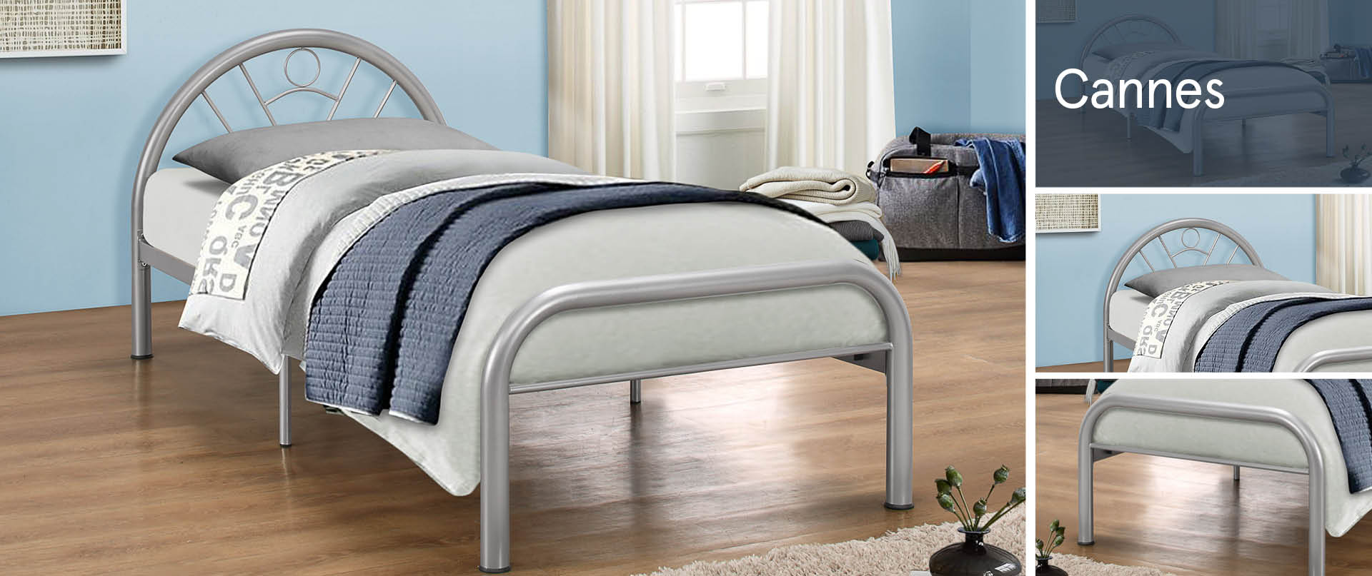 Cannes Bedstead Ranges