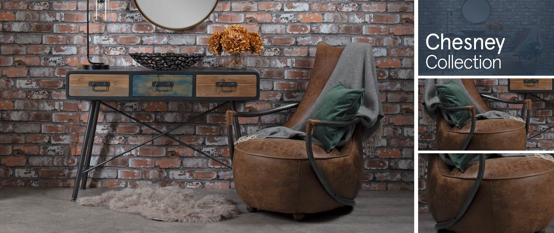 Chesney Chairs and Footstools Ranges