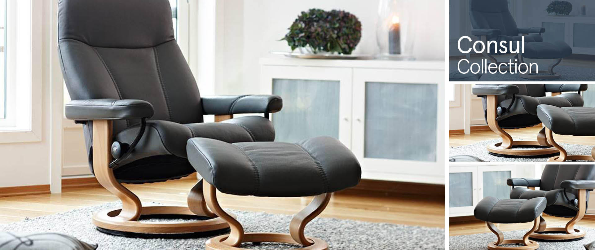 Consul All Chairs and Footstools  Ranges